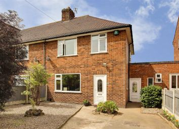 3 bed end terrace house for sale in Leivers Avenue, Arnold, Nottinghamshire NG5