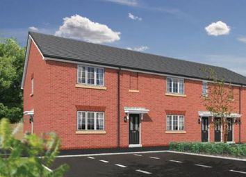 Thumbnail 2 bed flat for sale in Heathfields, Off Stone Cross Lane North, Lowton, Warrington