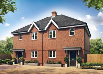 Thumbnail 3 bed semi-detached house for sale in The Campbell, The Farthings, Randalls Road, Leatherhead, Surrey