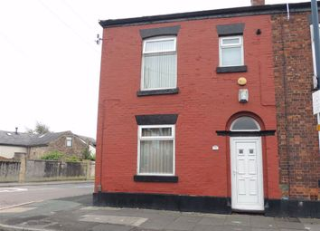Thumbnail 3 bed end terrace house for sale in Haughton Green Road, Denton, Manchester
