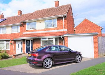 Thumbnail 3 bed semi-detached house for sale in Rostrevor Avenue, Roseworth, Stockton-On-Tees