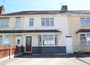 Thumbnail 3 bed terraced house for sale in Dudley, Holly Hall, Pedmore Road