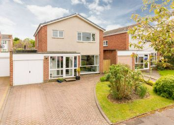 Thumbnail 3 bed detached house for sale in 6 Cairns Drive, Balerno