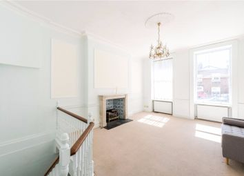 Thumbnail 3 bed flat to rent in Montagu Place, Marylebone