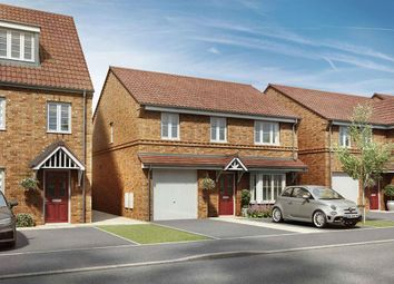 "Thumbnail 4 bed detached house for sale in ""The Downham - Plot 82"" at Grantham Road, Waddington, Lincoln"