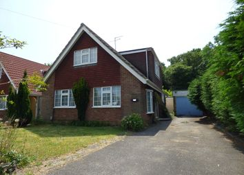 Thumbnail 4 bed property for sale in Frogmore Park Drive, Blackwater, Camberley