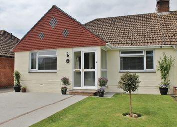 Thumbnail 4 bed semi-detached bungalow for sale in Littlepark Avenue, Bedhampton, Havant