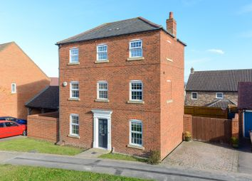 Thumbnail 3 bed detached house for sale in Imperial Way, Singleton, Ashford