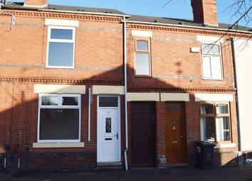 Thumbnail 2 bedroom terraced house to rent in Northumberland Street, New Normanton, Derby