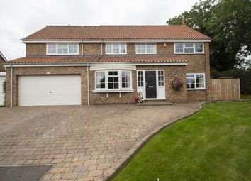 Thumbnail 5 bed detached house for sale in College Close, Dalton Piercy, Hartlepool
