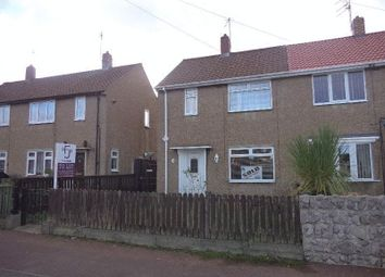Thumbnail 2 bed semi-detached house to rent in Canterbury Crescent, Willington, Crook