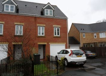 Thumbnail 4 bed property to rent in The Pasture, Bradley Stoke, Bristol