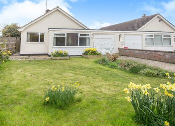 Thumbnail 3 bed bungalow for sale in St Peters Road, Wiggenhall St. Germans, King's Lynn