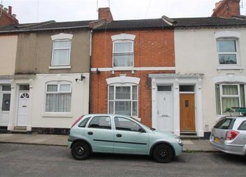 Thumbnail 3 bed terraced house to rent in Shakespeare Road, Northampton