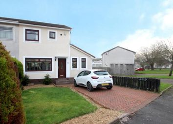 Thumbnail 3 bed semi-detached house for sale in Prestonfield Avenue, Kilwinning, North Ayrshire