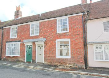 Thumbnail 3 bed terraced house to rent in Sheep Street, Petersfield