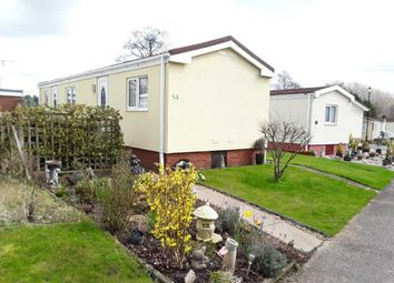 Thumbnail 2 bed bungalow for sale in Lodgefield Park, Stafford