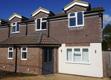 Thumbnail 4 bed semi-detached house to rent in Moselle Road, Biggin Hill, Westerham