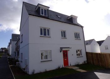 Thumbnail 4 bedroom detached house for sale in Dunmere Road, Bodmin