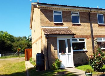 Thumbnail 3 bed end terrace house for sale in Montagu Close, Swaffham