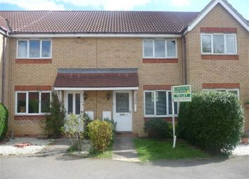 Thumbnail 2 bed property to rent in Flinters Close, Wootton, Northampton