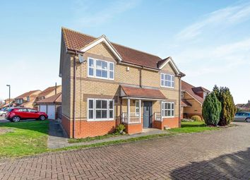 4 bed detached house for sale in Ruggles Close, High Halstow, Rochester ME3