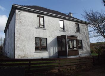 Thumbnail 5 bedroom semi-detached house for sale in Gravir, South Lochs