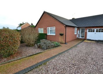 Thumbnail 2 bed semi-detached bungalow for sale in Bartons Road, Market Drayton