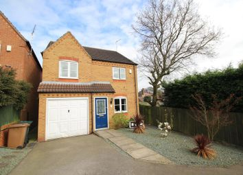 Thumbnail 3 bed property for sale in Bretby Hollow, Newhall, Swadlincote