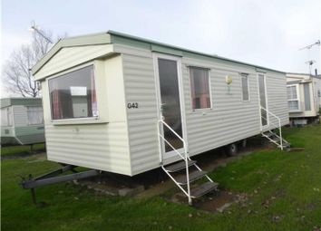Thumbnail 2 bed mobile/park home for sale in South Beach Road, Heacham, King's Lynn