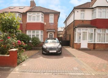 Thumbnail 3 bed semi-detached house for sale in New Way Road, London