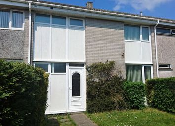 Thumbnail 3 bed terraced house to rent in Gilbert Close, St. Stephen, St. Austell