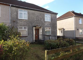 Thumbnail 2 bed flat for sale in Morrison Avenue, Stevenston