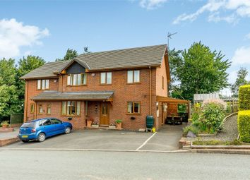 Thumbnail 3 bed semi-detached house for sale in Stanton Road, Ludlow, Shropshire