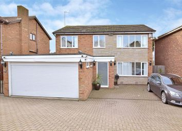 Thumbnail 5 bed detached house for sale in Southsea Avenue, Minster On Sea, Sheerness, Kent