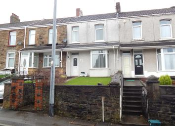 Thumbnail 2 bed terraced house for sale in Clydach Road, Ynysforgan, Swansea