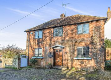 Thumbnail 3 bed detached house for sale in Borough Green Road, Wrotham, Sevenoaks