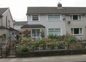 Thumbnail 3 bed semi-detached house for sale in Michaelston Road, Cardiff
