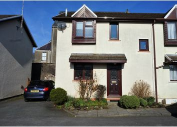 Thumbnail 2 bed end terrace house for sale in Kings Court, Narberth