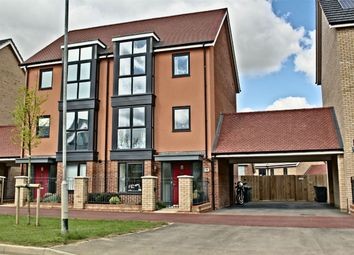 Thumbnail 4 bed semi-detached house for sale in Beaufort Road, Upper Cambourne, Cambourne, Cambridge