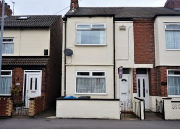 Thumbnail 2 bedroom end terrace house for sale in Perth Street West, Hull