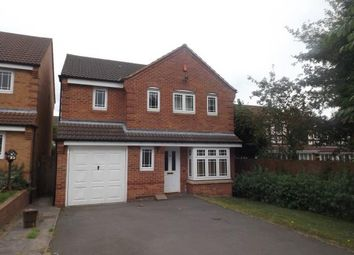 Thumbnail 4 bed detached house for sale in Aster Way, Walsall, West Midlands