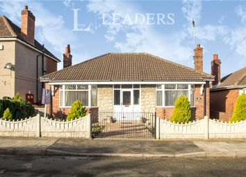 Thumbnail 2 bed bungalow for sale in Birkland Avenue, Warsop, Mansfield