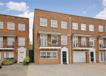 Thumbnail 4 bed mews house for sale in Cavendish Crescent, Elstree, Borehamwood