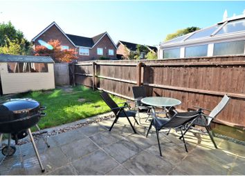 Thumbnail 2 bed terraced house to rent in Larkspur Drive, Eastleigh