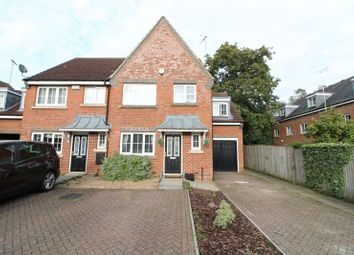 3 bed end terrace house for sale in A Must View Luxury Residence, Moore Crescent, Houghton LU5