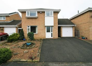 Thumbnail 4 bed detached house for sale in Swinscoe Way, Chesterfield