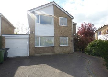Thumbnail 4 bedroom detached house to rent in Worthington Close, Stilton