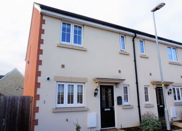 Thumbnail 3 bed semi-detached house for sale in Pippit Place, Melksham