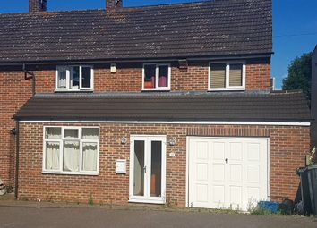 Thumbnail 4 bed semi-detached house to rent in Mornington Road, Loughton